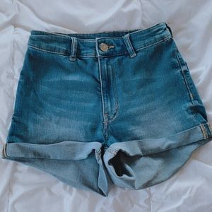 pacsun jegging shorts